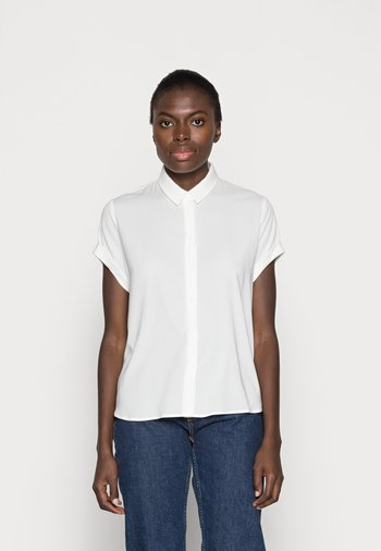 MAJAN SHIRT - Camisa - clear cream