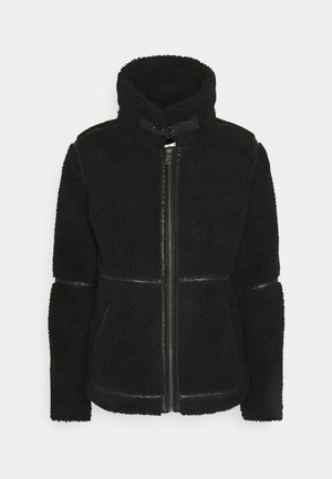 JDYTEDD BIKER JACKET - Zimní bunda - black