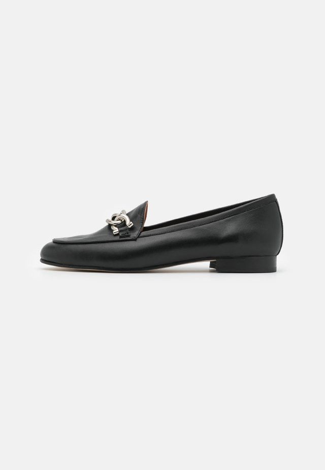 LALEA - Scarpe senza lacci - noir