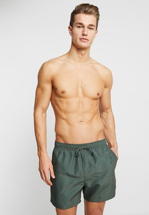 VOLLEY - Swimming shorts - dark olive