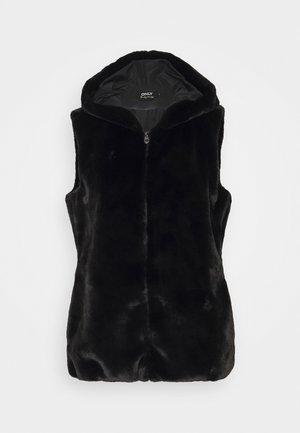 ONLMALOU WAISTCOAT - Vest - black