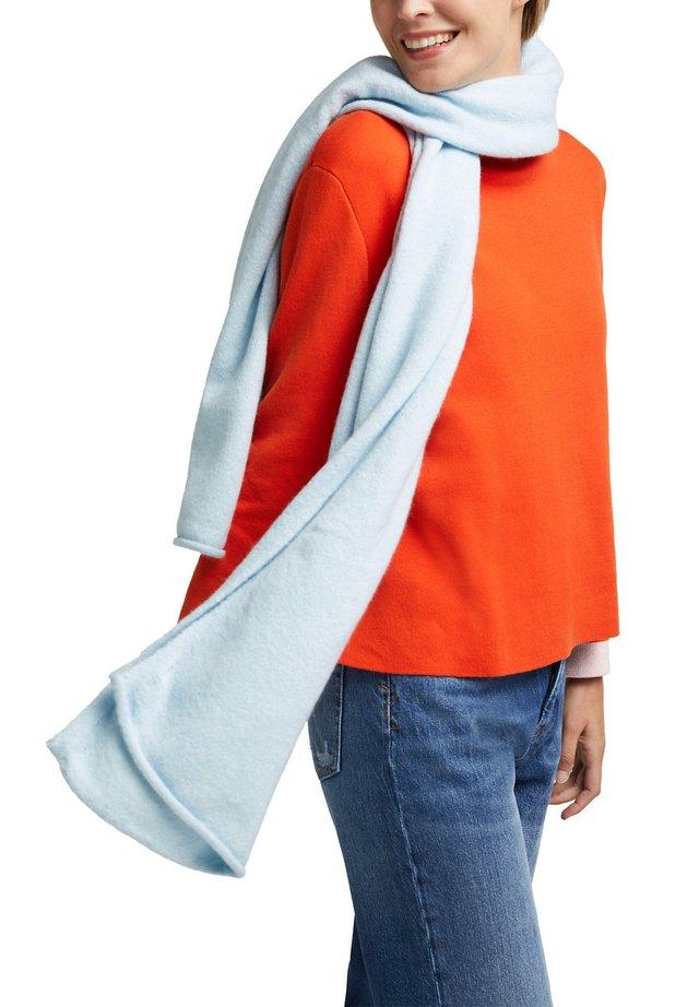 Sjaal - pastel blue