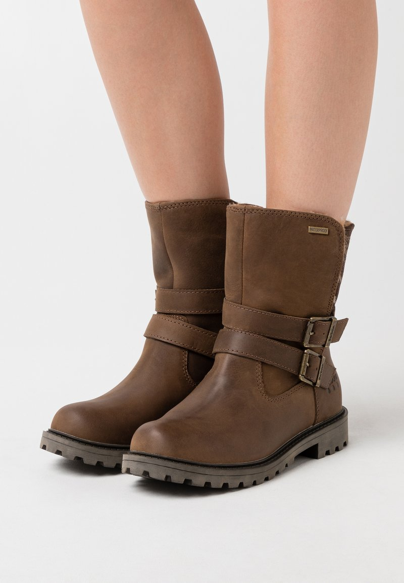 Barbour - SYCAMORE - Classic ankle boots - brown