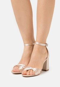 Lulipa London - DEB - High heeled sandals - oyster - 0