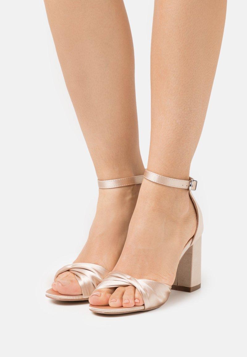 Lulipa London - DEB - High heeled sandals - oyster