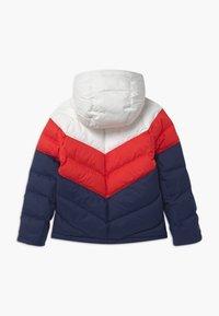 Nike Sportswear - UNISEX - Winter jacket - white/university red/midnight navy - 1