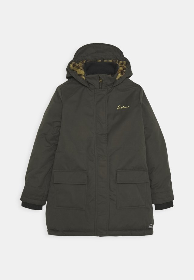 DIAN - Winter coat - dark army