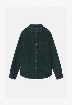 TEENAGER - Button-down blouse - dark green