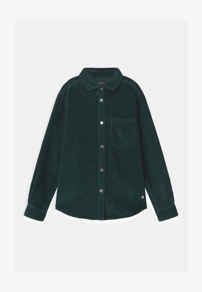 Staccato - TEENAGER - Button-down blouse - dark green