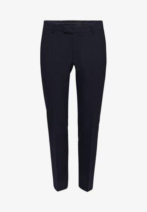 ACTIVE SUIT - Pantaloni eleganti - dark blue