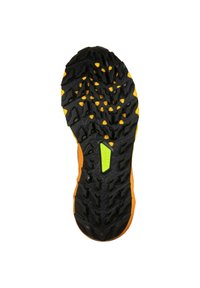 ASICS - Trail running shoes - black / sheet rock - 4