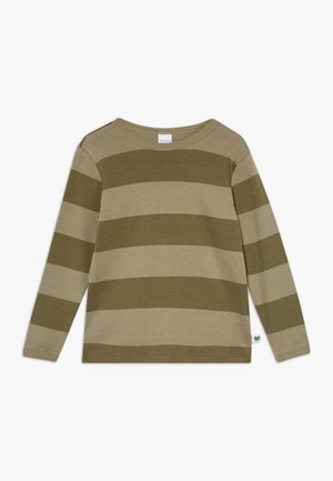 STRIPE  - Longsleeve - dream moss