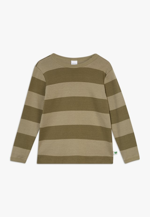 STRIPE  - Langarmshirt - dream moss