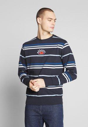 PIROZZO - Sweatshirt - navy