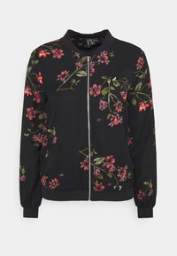 Vero Moda - VMGALLIE  - Bomber Jacket - black/gallie - 4