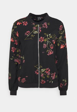 VMGALLIE  - Giubbotto Bomber - black/gallie