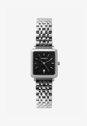 Watch - silver-black