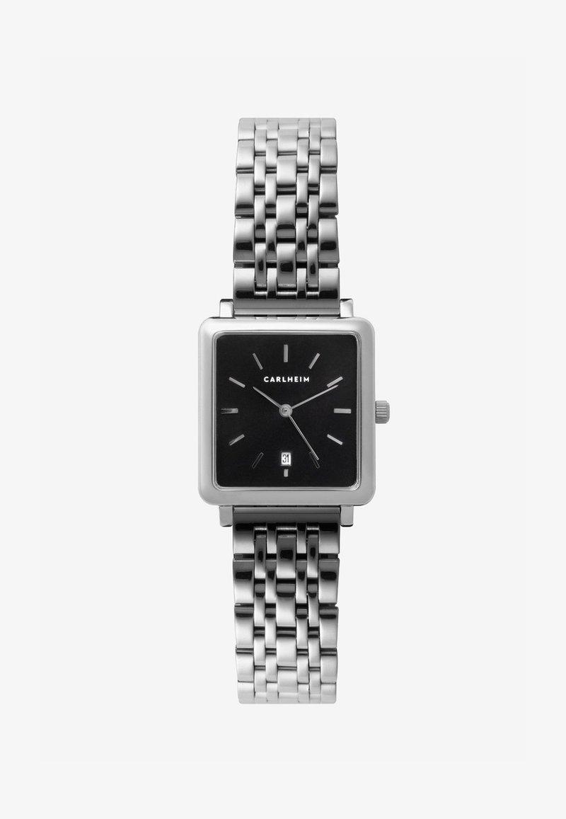 Carlheim - Montre - silver-black