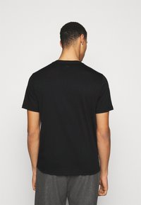 PS Paul Smith - MENS ZEBRA HANDS - Print T-shirt - black - 2