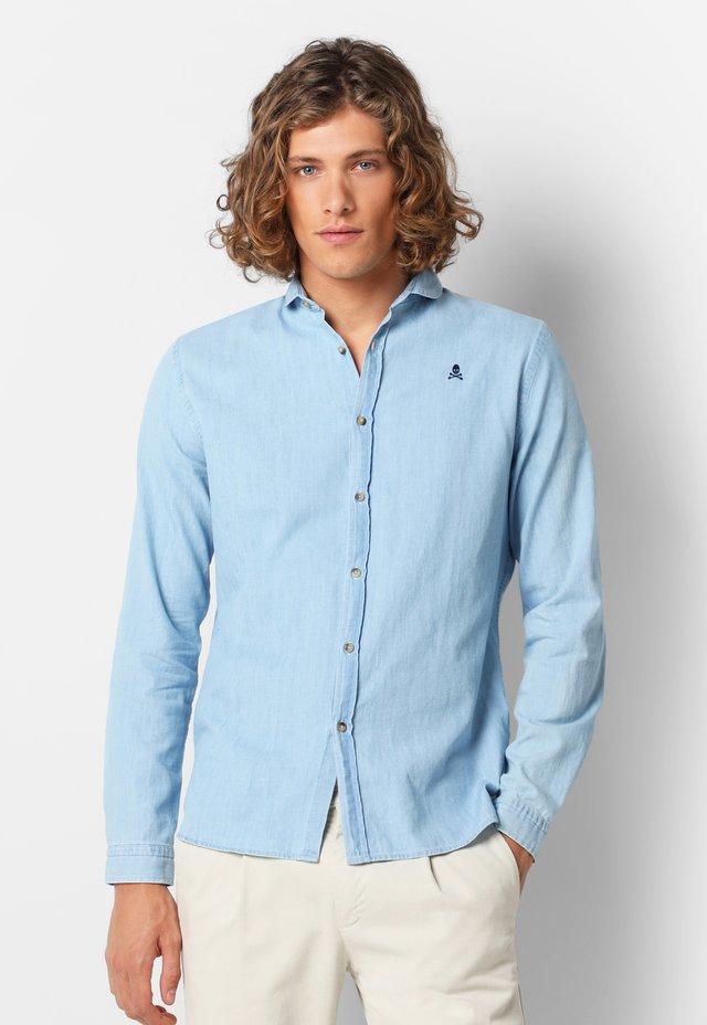 ROUNDED  - Shirt - light denim