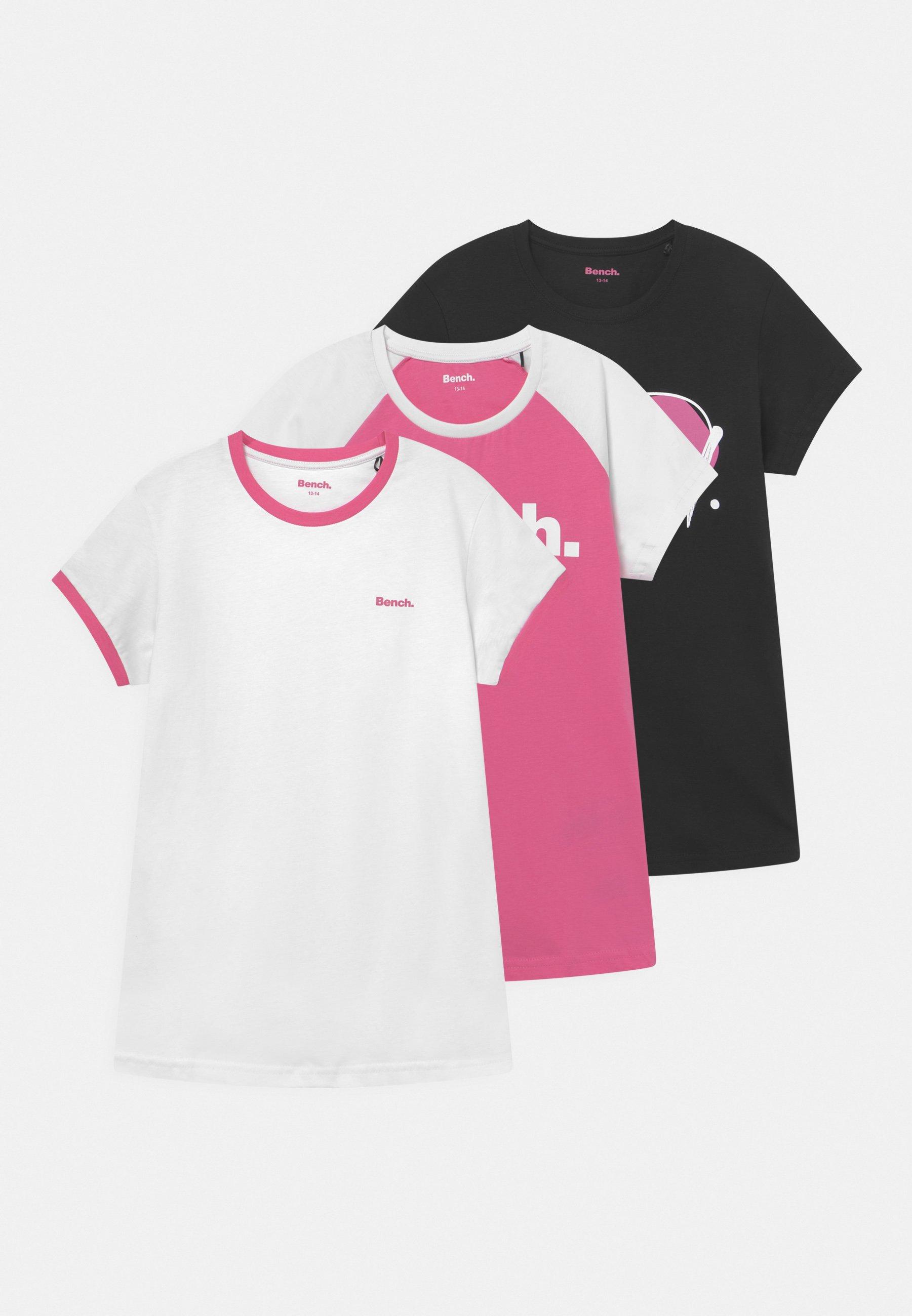 Kids 3 PACK - Print T-shirt