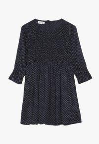 Name it - NMFSACHA MIDI DRESS - Denní šaty - dark sapphire - 0