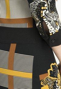 Nicowa - ITANJA - Shift dress - yellow - 3