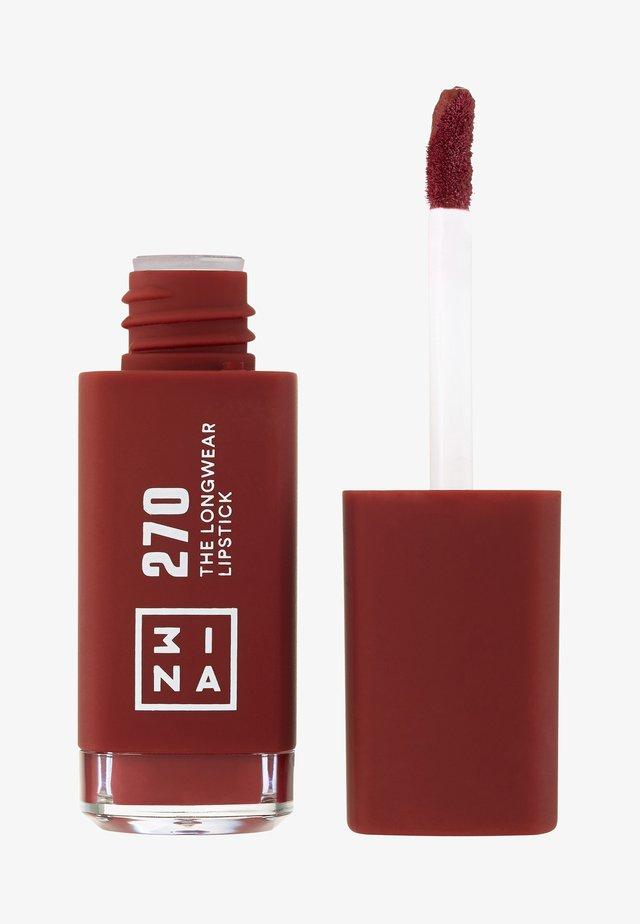 THE LONGWEAR LIPSTICK - Flydende læbestift - 270
