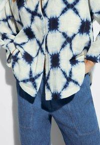 Massimo Dutti - Blouse - blue - 1