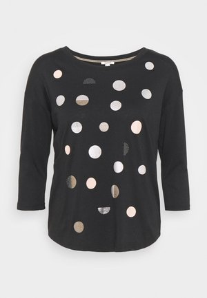 DOT - Topper langermet - black