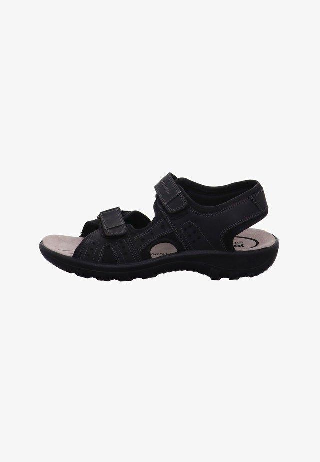 Walking sandals - grau