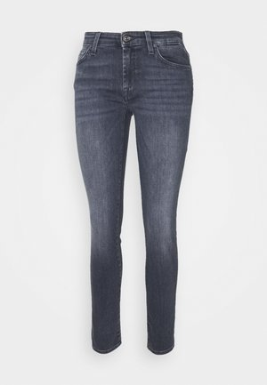 PYPER ILLUSION LEGEND - Slim fit jeans - dark grey