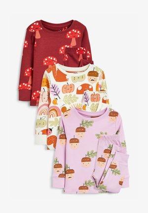 3 PACK CHARACTER - Pyjama - multi-coloured