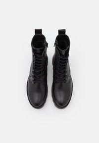 Marc O'Polo - PILAR  - Platform ankle boots - black - 5