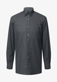 OLYMP Level Five - SLIM FIT BUSINESS MIT STRETCH-ANTEIL - Formal shirt - anthrazit - 3