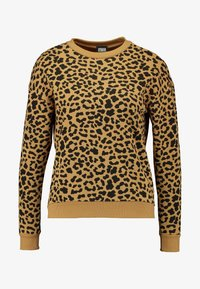 Urban Classics - LEO - Sweatshirt - beige - 3