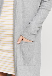 Cotton On Body - SUPERSOFT CARDIGAN - Gilet - grey marle - 5