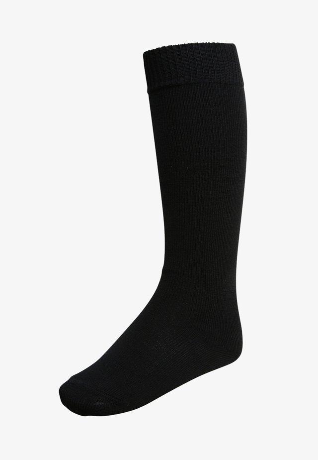 COMFORT WOOL - Chaussettes hautes - black