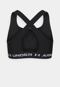 Under Armour - CROSSBACK - Sujetadores deportivos con sujeción alta - black - 6