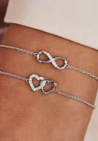 Selected Jewels - Bracelet - silver-coloured - 0