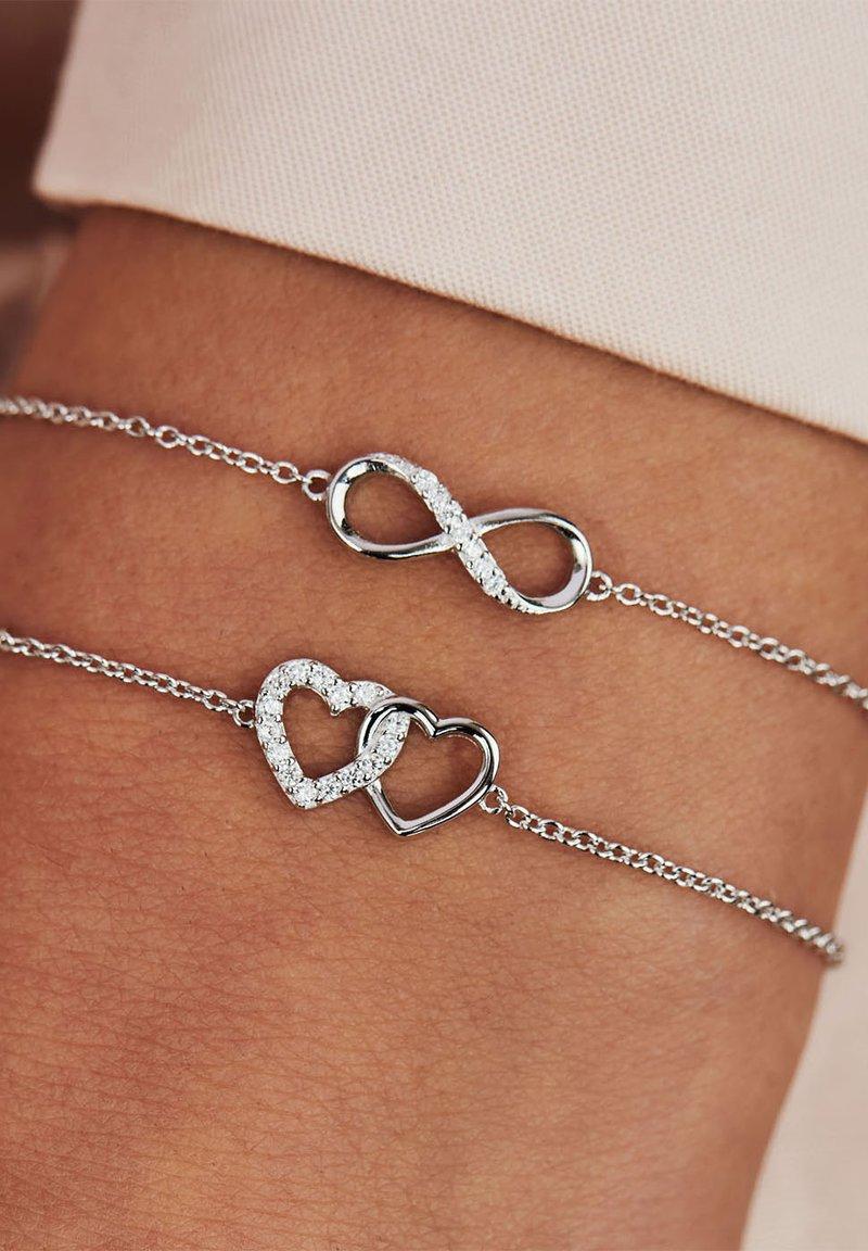 Selected Jewels - Bracelet - silver-coloured