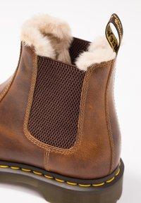 Dr. Martens - 2976 LEONORE - Classic ankle boots - butterscotch orleans - 2