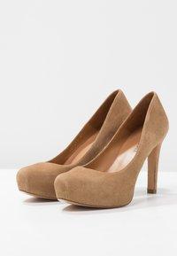 Pura Lopez - High heels - beige - 4