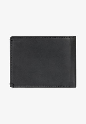QUIKSILVER™ NEW MISS DOLLAR - ZWEIFACH FALTBARES LEDER-PORTEMONN - Wallet - black