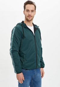DeFacto - Light jacket - green - 3