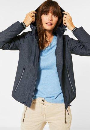 MELANGE-OPTIK - Outdoor jacket - blau