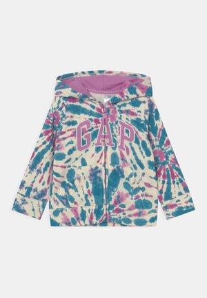 LOGO - Zip-up sweatshirt - multi-coloured