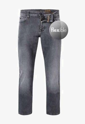 DELAWARE JEANS - Straight leg jeans - silver
