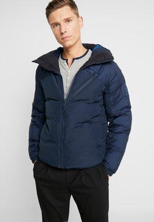 Winter jacket - dark sapphire