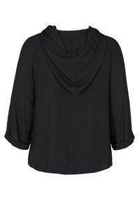 Zizzi - Long sleeved top - black - 5